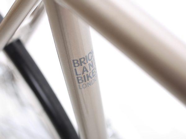 BLB City Classic Fixie & Single-speed Bike - Champagne-7978