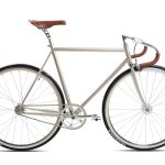 BLB City Classic Fixie & Single-speed Fiets - Champagne-0