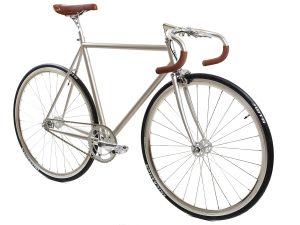 BLB City Classic Fixie & Single-speed Bike - Champagne-7972