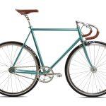 BLB City Classic Fixie & Single-speed Fiets – Groen-0