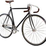 BLB City Classic Fixie & Single-speed Bike – Black-7962