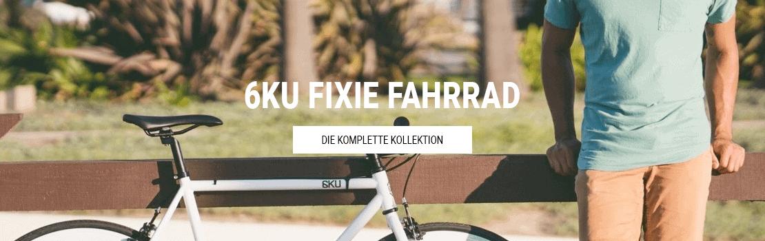 6KU fixie fietsen alle fietsen