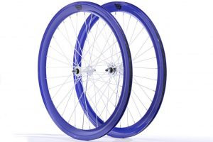 Pure Fix 40mm Wheelset - Dark Blue-0