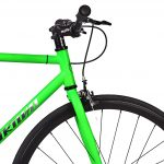 Unknown Bikes Fixed Gear Bike SC-1 – Green -7953