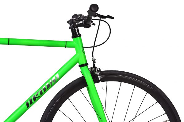 Unknown Bikes Fixed Gear Bike SC-1 - Green -7953