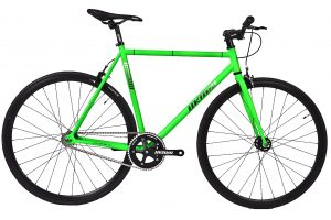 Unknown Bikes Fixie 4130 Fiets SC-1 - Groen-0
