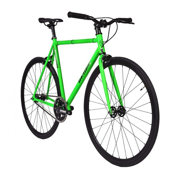 Unknown Bikes Fixed Gear Bike SC-1 - Green -7954