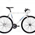 Unknown Bikes Fixed Gear Bike SC-1 - White -0