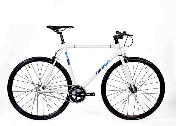Unknown Bikes Fixie 4130  Fiets SC-1 – Wit-0