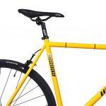Unknown Bikes Fixed Gear Bike SC-1 – Yellow -7940