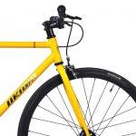 Unknown Bikes Fixed Gear Bike SC-1 – Yellow -7941