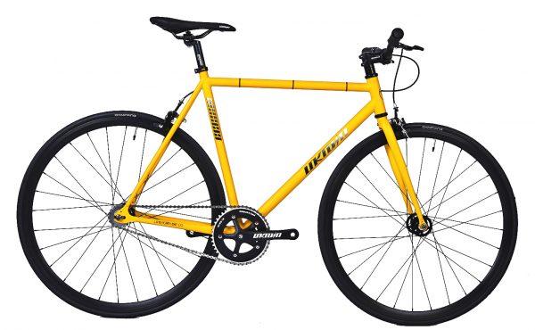 Unknown Bikes Fixie 4130 Fiets SC-1 – Geel-0