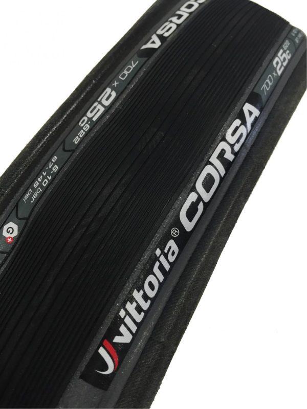Vittoria Corsa G+ Isotech Outertubes-8019