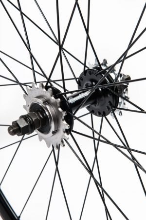 Quella Bikes 25MM Lightweight Wheelset-8038