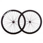 Quella Bikes 40MM Deep-V Wielset-0