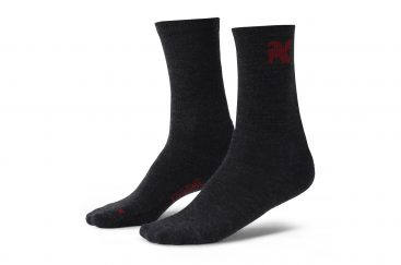 Chrome Industries Crew Merino Socks-0