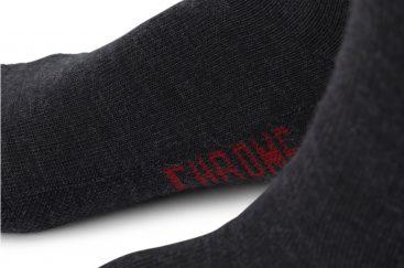 Chrome Industries Crew Merino Socks-8100