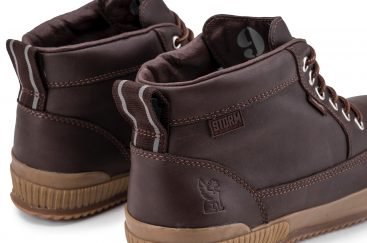 Chrome Industries Storm 415 Workboot - Brown - 10-10700