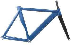 BLB La Piovra ATK Frameset -Satin Oxford Blauw-0