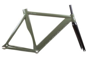 BLB La Piovra ATK Frameset - Gloss Army Groen-0