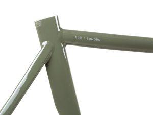 BLB La Piovra ATK Frameset - Gloss Army Green-11348