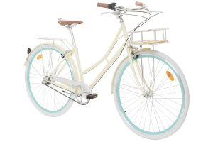 Fabric City Ladies Bike Stockey-11332