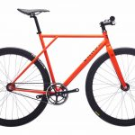 Poloandbike Fixed Gear Bicycle CMNDR 2018 CO4 – Orange-0