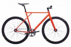 Poloandbike Fixie Fiets CMNDR 2018 CO4 - Oranje-0