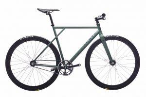 Poloandbike Fixie Fiets CMNDR 2018 CA1 - Groen-0