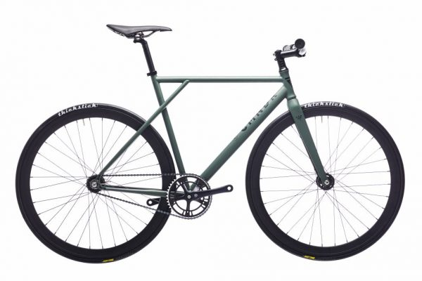 Poloandbike Fixed Gear Bicycle CMNDR 2018 CA1 - Green-0