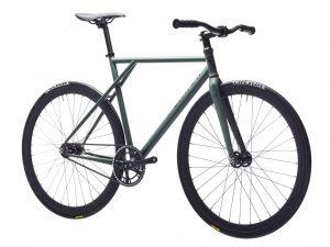 Poloandbike Fixed Gear Bicycle CMNDR 2018 CA1 - Green-11369