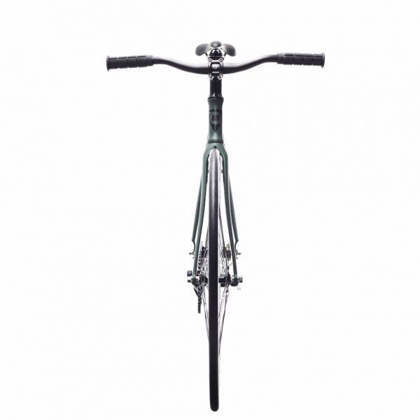 Poloandbike Fixed Gear Bicycle CMNDR 2018 CA1 - Green-11370