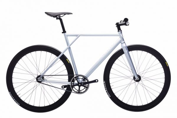 Poloandbike Fixed Gear Bicycle CMNDR 2018 CG2 - Silver-0