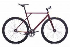 Poloandbike Fixie Fiets CMNDR 2018 CP3 - Paars-0