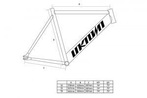 Unknown Paradigm Frameset - Black-11433