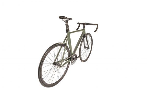 Unknown Bikes Fixed Gear Bike Singularity - Army Green